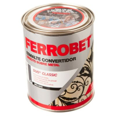 Convertidor ferrobet duo classic gris 1 l