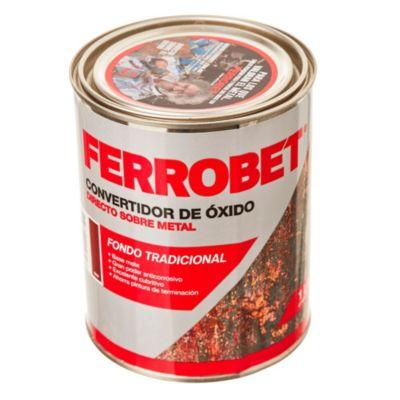 Convertidor de óxido ferrobet rojo 1 l