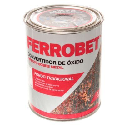 Convertidor de óxido ferrobet blanco 1 l