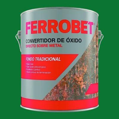 Convertidor de óxido ferrobet negro 4 l