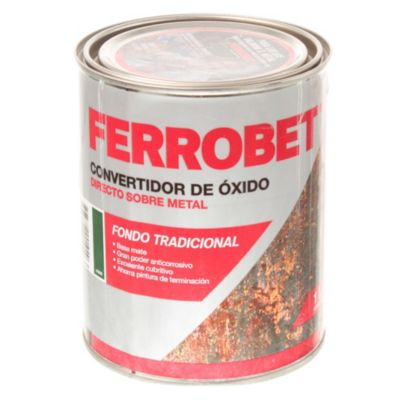 Convertidor de óxido ferrobet verde 1 l
