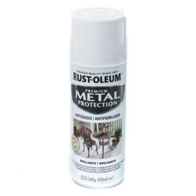 Convertidor de óxido en aerosol stops-rust blanco mate 340 g
