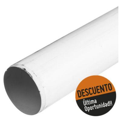 Caño PVC cloacal 110 mm x 4 m