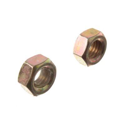 Tuerca hexagonal Métrico M8 2 unidades