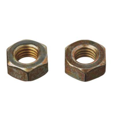 Tuerca hexagonal Métrico M10 2 u