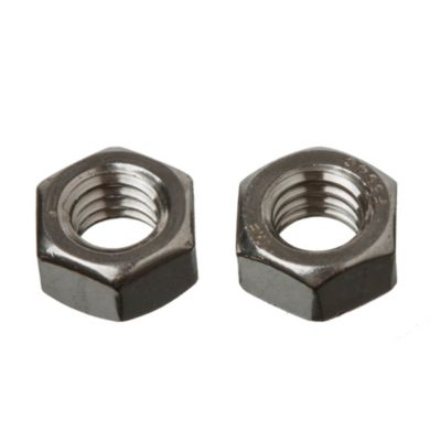 Tuerca hexagonal Unc inoxidable 5/16
