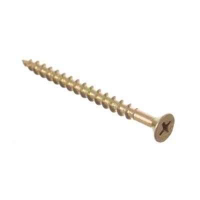 Tornillo para madera Aglomerada 4.5 x 65 mm 144 u