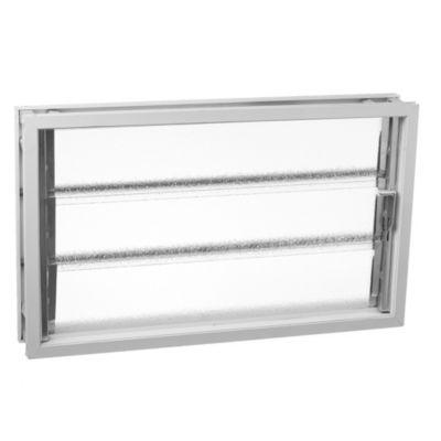 Aireador aluminio blanco 60 x 36 x 8 cm