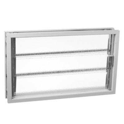 Aireador aluminio blanco 60 x 46 x 8 cm