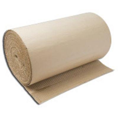 Rollo cartón corrugado 0.6 x 25 metros