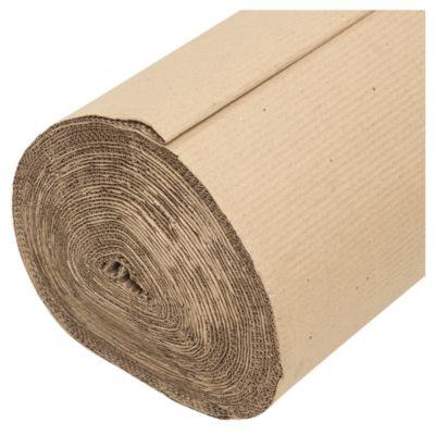 Rollo cartón corrugado 1.2 x 25 metros