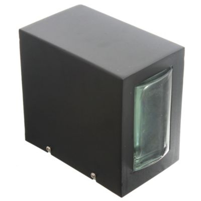 Aplique de pared exterior 1 luz bidireccional r7s