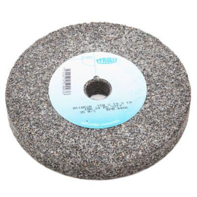 Disco rueda para amoladora de banco 150 mm afilado