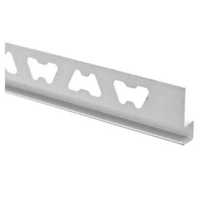 Omega aluminio 10 mm