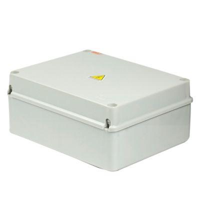 Caja de paso y derivación 300 x 220 x 120 mm