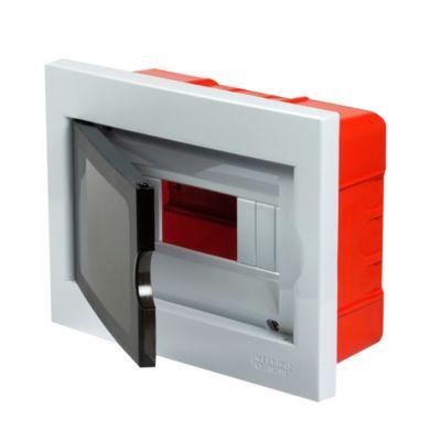Caja plástica de empotrar IP40 12 módulos