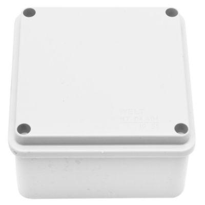 Caja de paso y derivación 100 x 100 x 60 mm