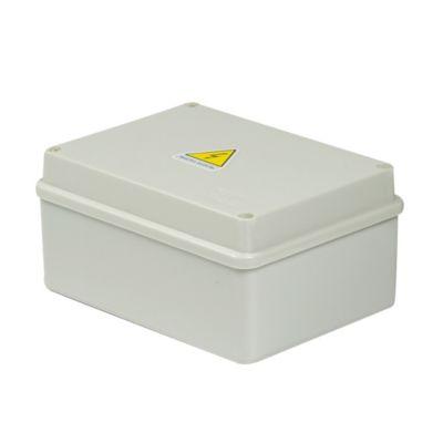 Caja de paso y derivación 150 x 110 x 70 mm