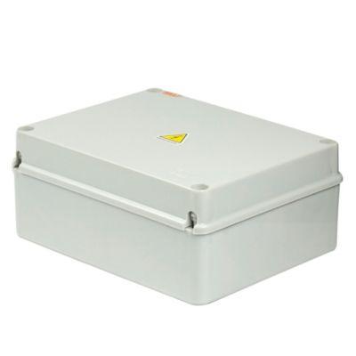 Caja de paso y derivación 240 x 190 x 100 mm