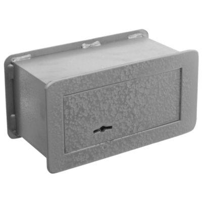 Caja fuerte de embutir 11,5 x 22 x 10 cm