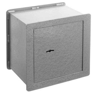 Caja fuerte de embutir 22 x 22 x 15,7 cm