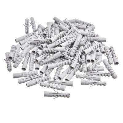 Taco nylon s8 bolsa 250 unidades