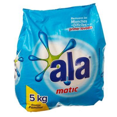 Jabón en polvo limpieza activa 5 kg