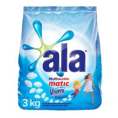 Jabón en polvo con Toque de Vivere Classic de 3 kg