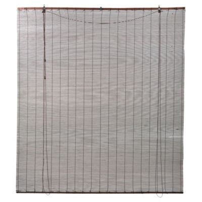 Cortina enrollable bamboo 150 x 165 cm