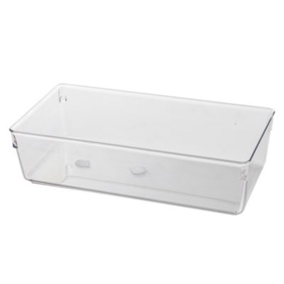 Organizador de cajón placard 15 x 30 x 8 cm