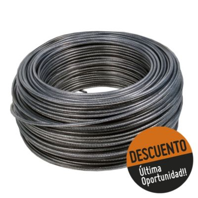 Cable forrado para tender 4 mm por metro