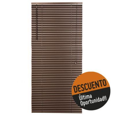 Persiana de PVC 160 x 220 cm
