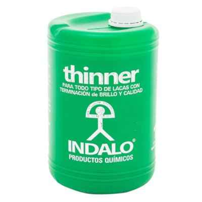 Diluyente thinner calidad media 1 l