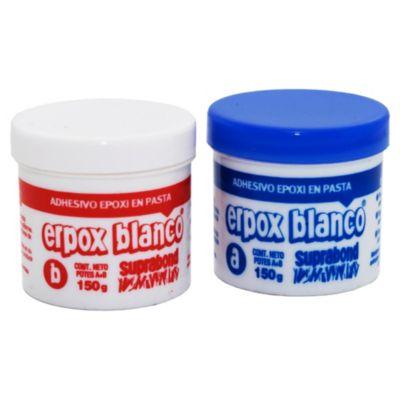 Adhesivo Epoxi en pasta Erpox 150 g