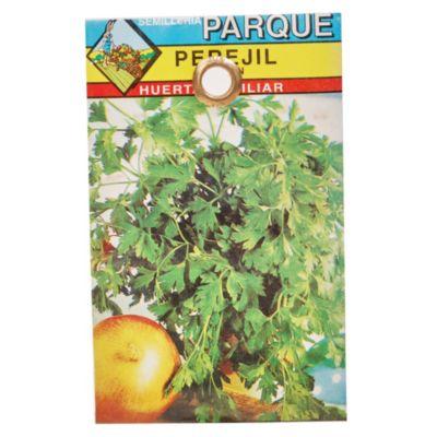 Semilla hortaliza perejil común