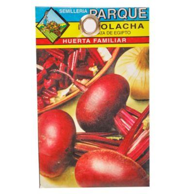 Semilla hortaliza remolacha redonda