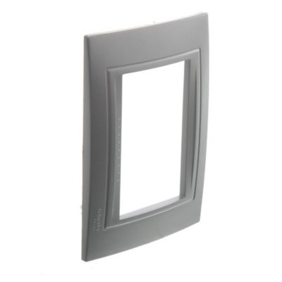 Tapa rectangular duraluminio