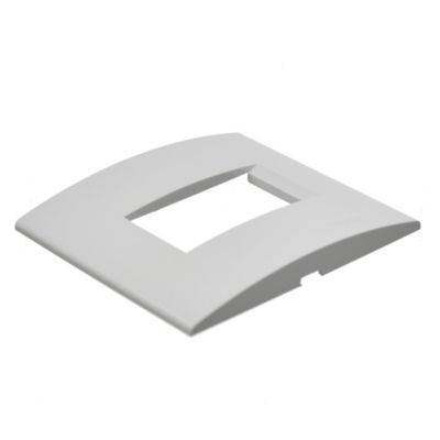 Tapa plástica mignón blanca línea roda