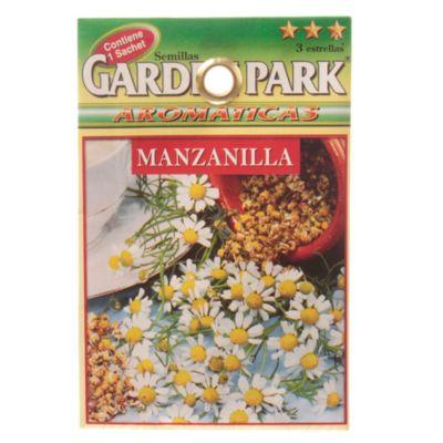 Semilla aromáticas manzanilla