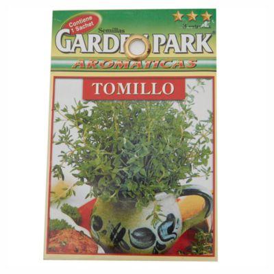 Semilla aromáticas tomillo