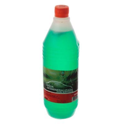 Agua desmineralizada anticorrosivo 1 l
