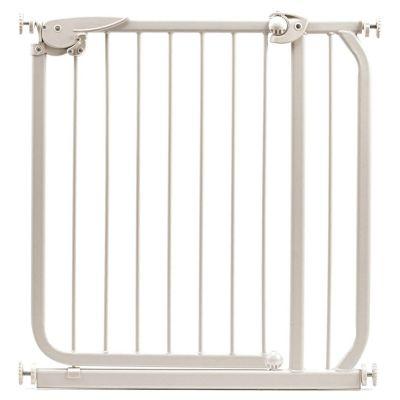 Puerta de seguridad para chicos beige