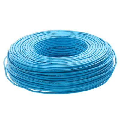 Cable unipolar 1.5 mm2 celeste 100 m