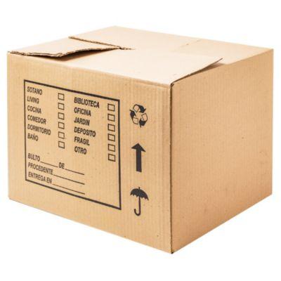 Caja para mudanza 40 x 30 x 30 cm