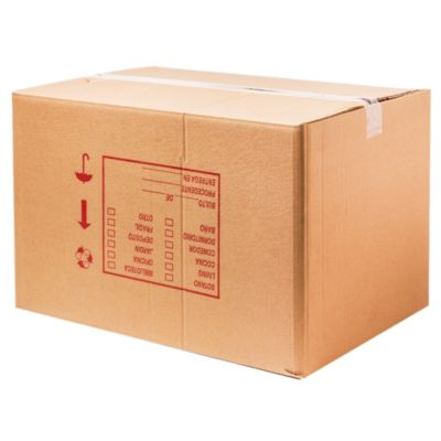 Caja para mudanza pesada 60 x 39 x 39 cm