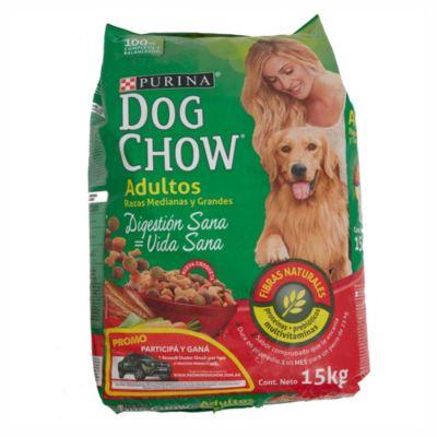 Alimento para perro Adulto 15 Kg