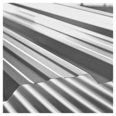 Chapa de cincalum trapezoidal 27 x 3.50 mts