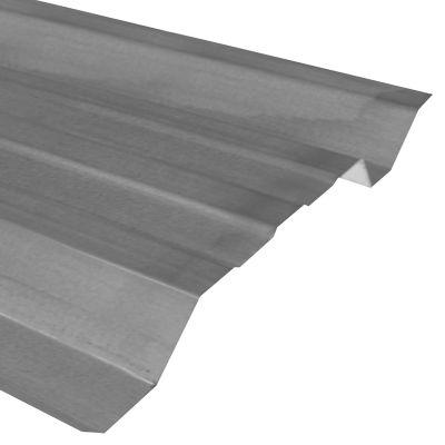 Chapa de cincalum trapezoidal 27 x 4.50 mts