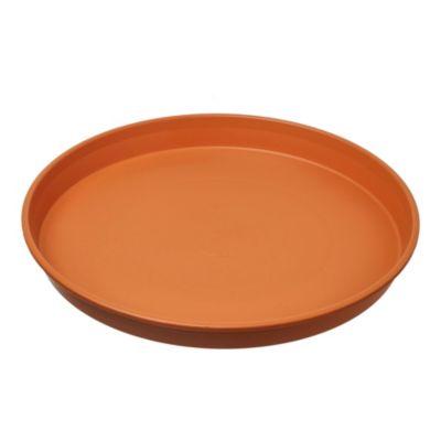 Plato 32 cm barro