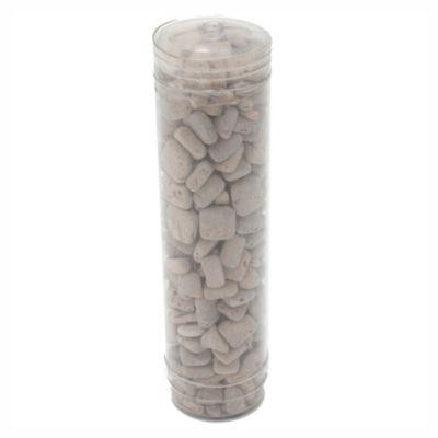 Piedras natural tubo travertino chiaro